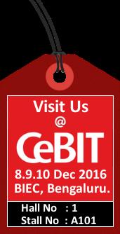 Meet Us at Cebit 2016