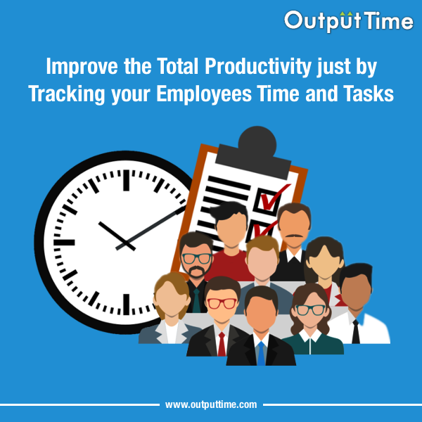 Track your Time through Output Time