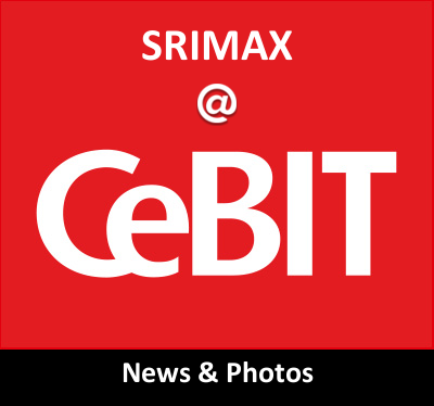 Srimax Participation in CeBIT'2016, Bengaluru